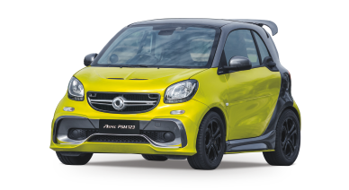 Smart fortwo 453(201